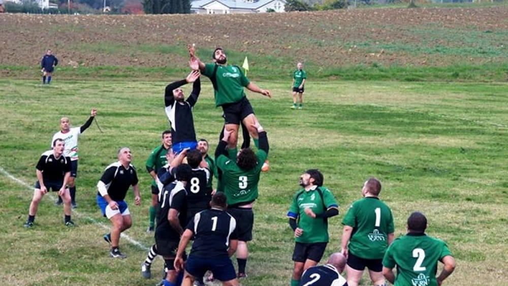 L'Old Cesena Rugby strapazza gli avversari di Castelfranco Veneto - CesenaToday