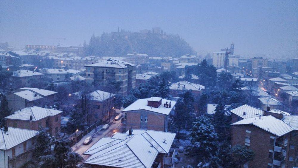 Meteo neve nel cesenate le ultime previsioni dell 39 arpae emilia romagna - Meteo it bagno di romagna ...
