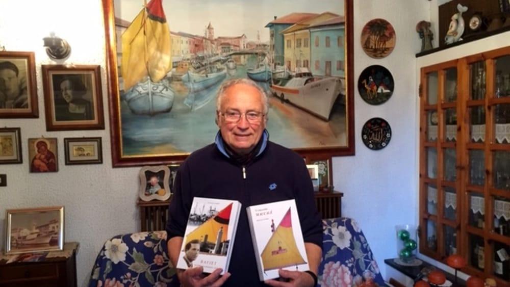 Romano Pompei racconta le storie della marineria nostrana - CesenaToday