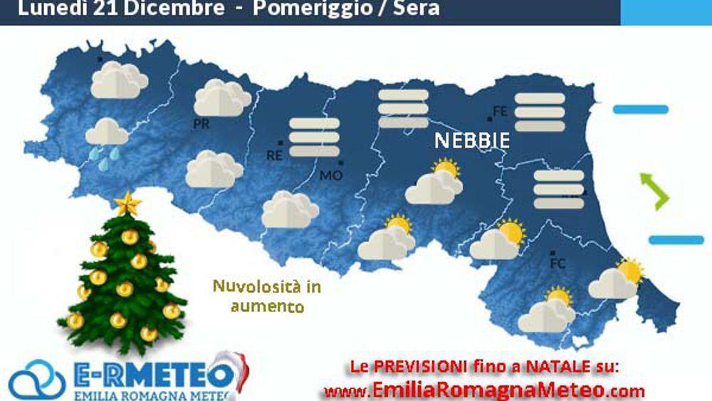 Insiste l 39 alta pressione le previsioni meteo per luned - Previsioni bagno di romagna ...