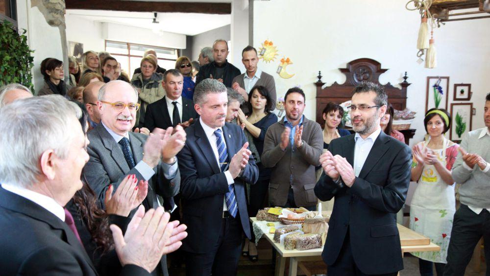 Inaugurato il conf temporary store spazi in comodato d for Comodato d uso casa