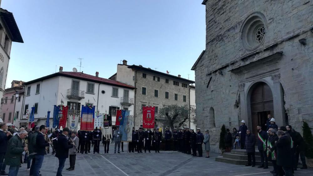 Polizia municipale celebrato il patrono san sebastiano a for Bagno a ripoli polizia municipale