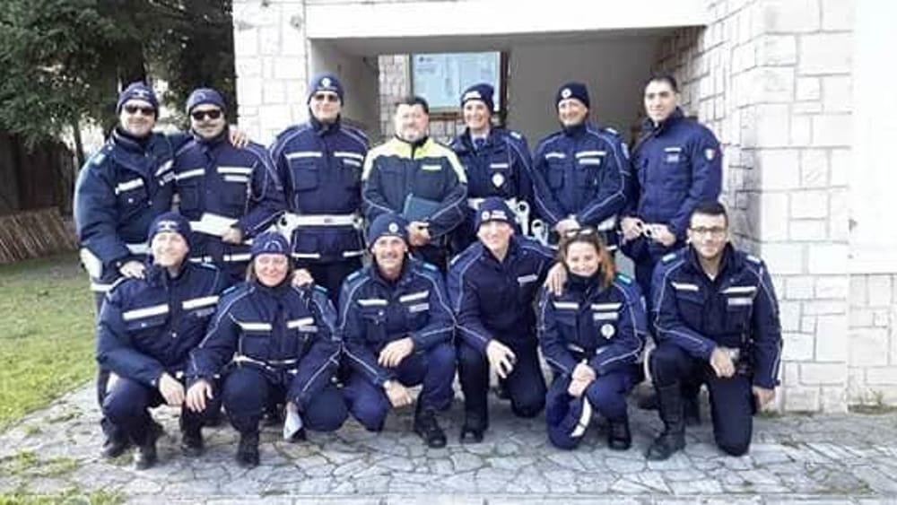 Conclusa la missione nelle aree terremotate della polizia for Bagno a ripoli polizia municipale