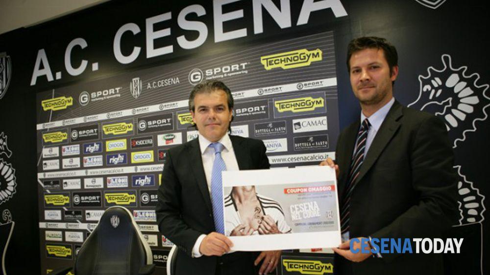 Presentata la campagna abbonamenti del cesena calcio - Ricci casa savignano ...