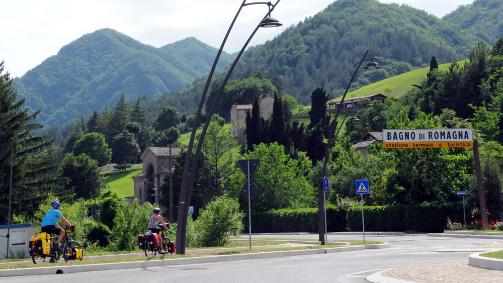 A Bagno di Romagna la Runner 451 Summer Race Eventi a Cesena