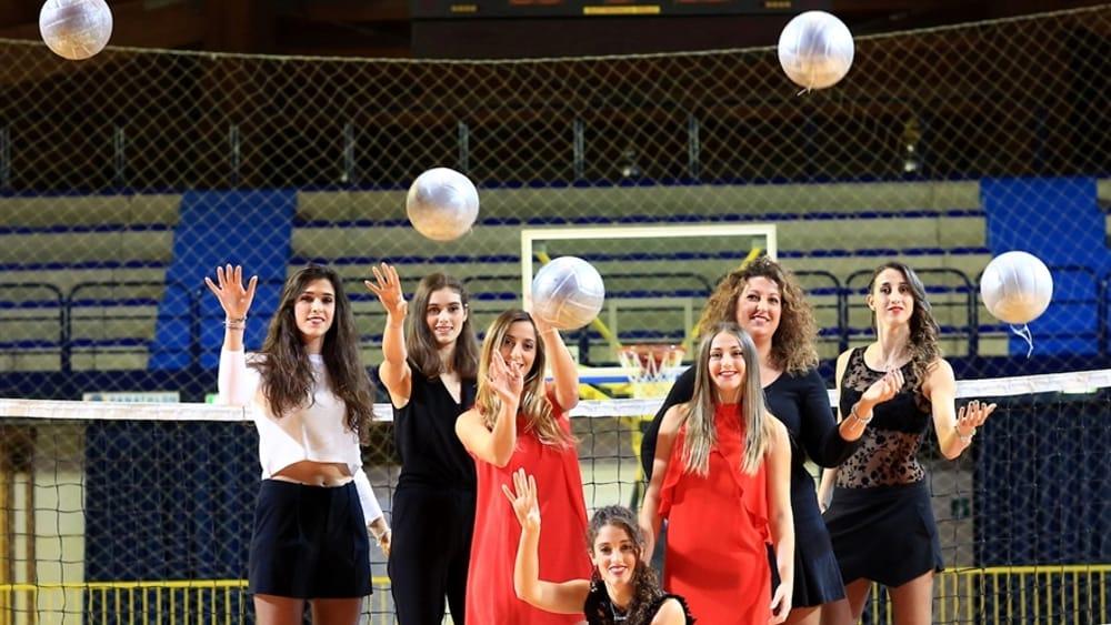 Calendario Volley.B1 Femminile Il Volley Club Cesena Ospita Montespertoli In