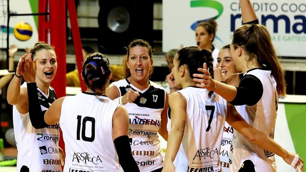 Volley Club B1 femminile, Elettromeccanica Angelini Cesena vuole calare il poker - CesenaToday
