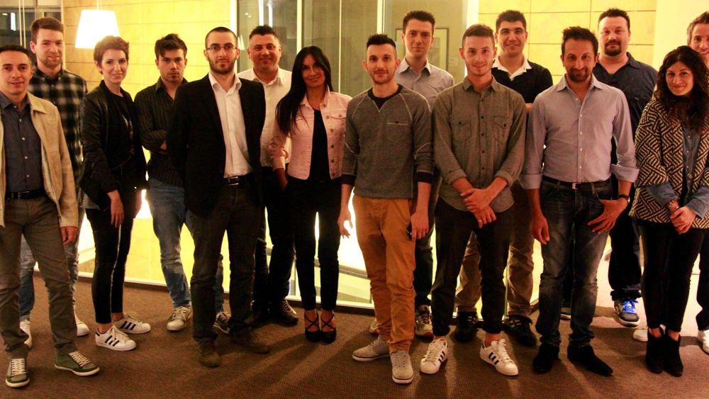 Il gruppo giovani di confartigianato cesena a scuola di for Scuola di comunicazione