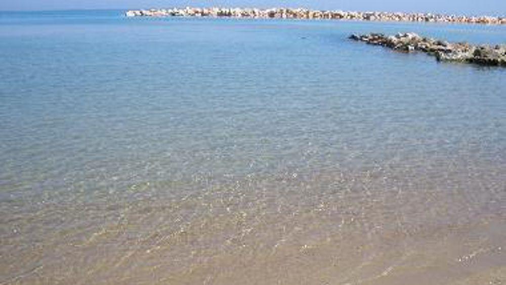 San mauro mare si torna a fare il bagno dopo l 39 anomalia - Bagno delio san mauro a mare ...